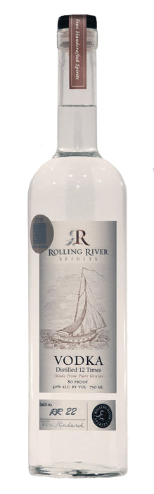 Rolling River Vodka - @ Your Door