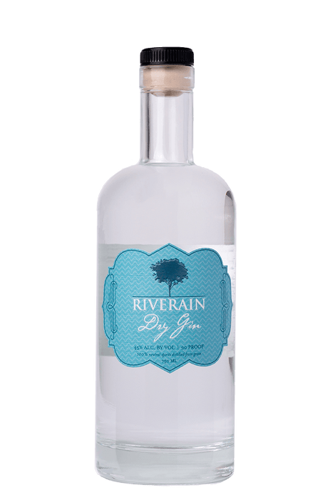 Riverain Dry Gin - @ Your Door