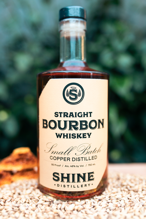 Straight Bourbon - @ Your Door
