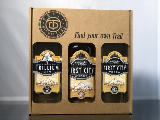 Trail Distiling 3 pack - @ Your Door
