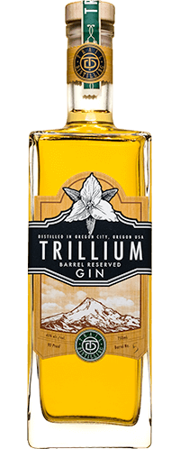 Trillium Barrel Reserved Gin - @ Your Door