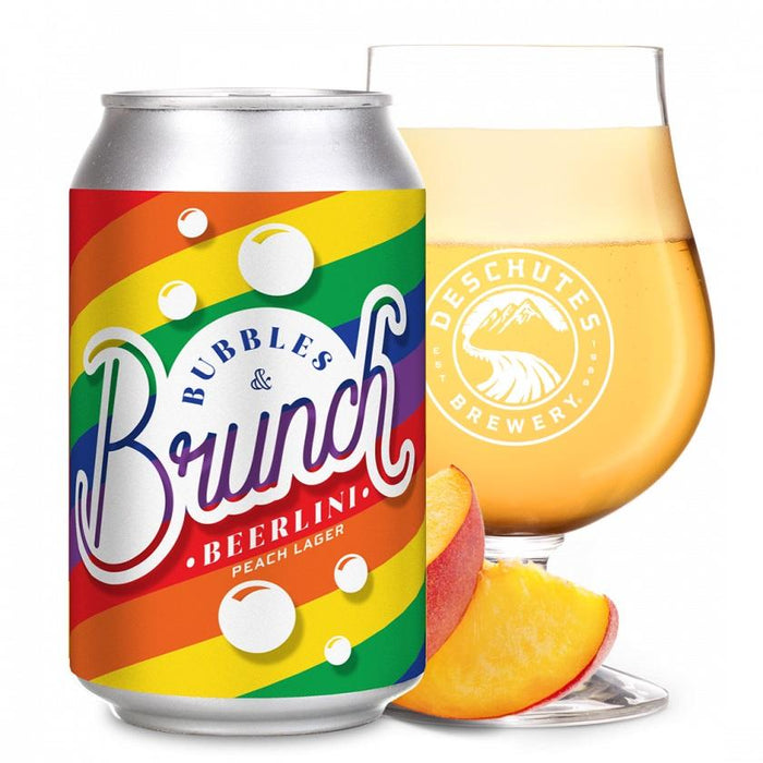 Bubbles & Brunch Beerlini (6pk) - @ Your Door