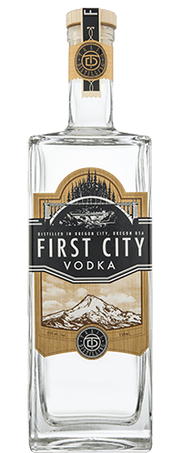 First City Vodka - @ Your Door