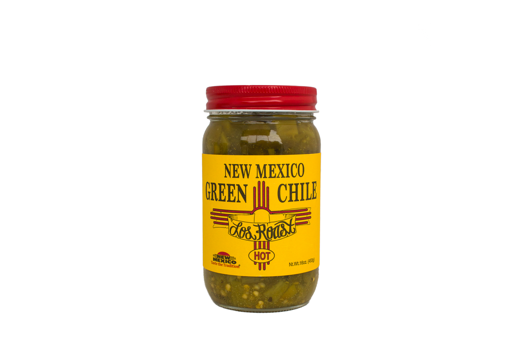 New Mexico Green Chile Sauce (Hot) - @ Your Door