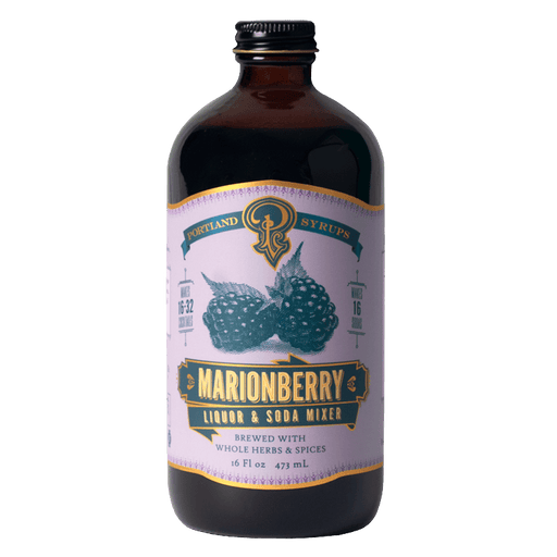 Marionberry Syrup - @ Your Door