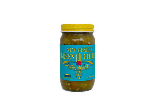 New Mexico Chopped Green Chile Sauce (Medium) - @ Your Door