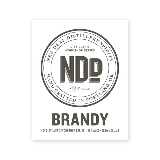 Distiller's Workshop Brandy