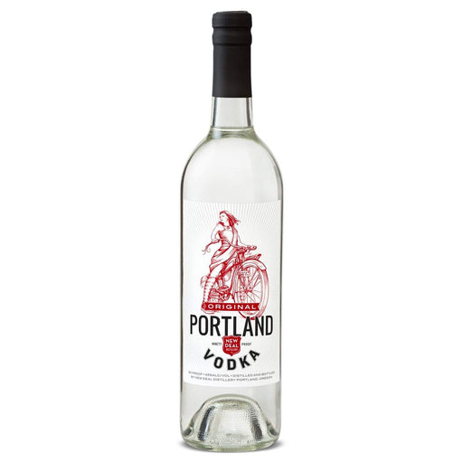 New Deal Portland 90 Vodka