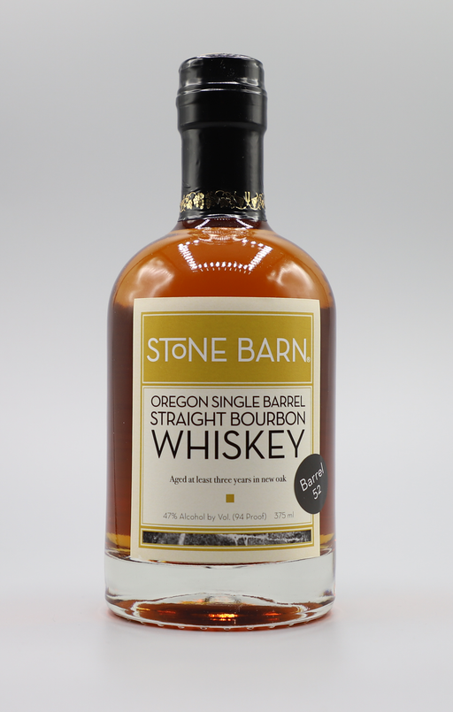 Oregon Straight Bourbon Whiskey (375ml) - @ Your Door
