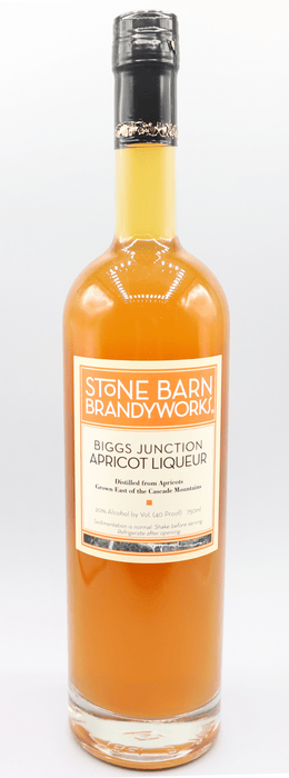 Biggs Junction Apricot Liqueur (750ml) - @ Your Door