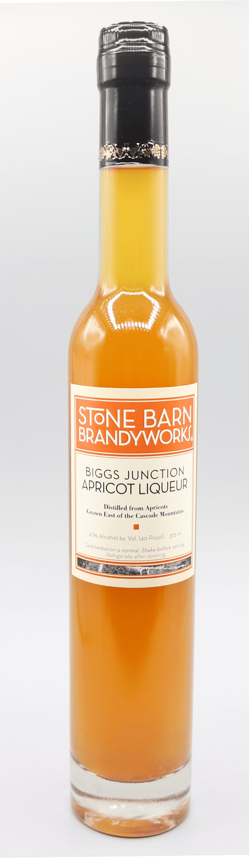 Biggs Junction Apricot Liqueur (375ml) - @ Your Door