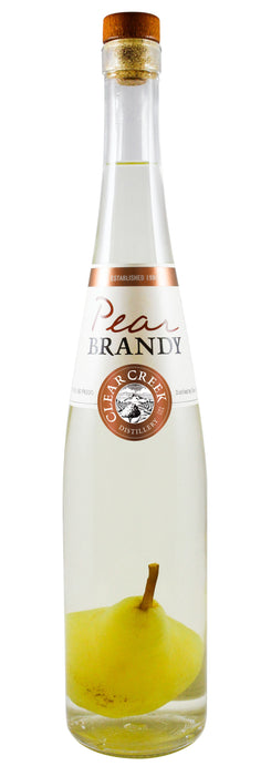 Clear Creek Pear Brandy (Pear in Bottle) (750ml) - @ Your Door