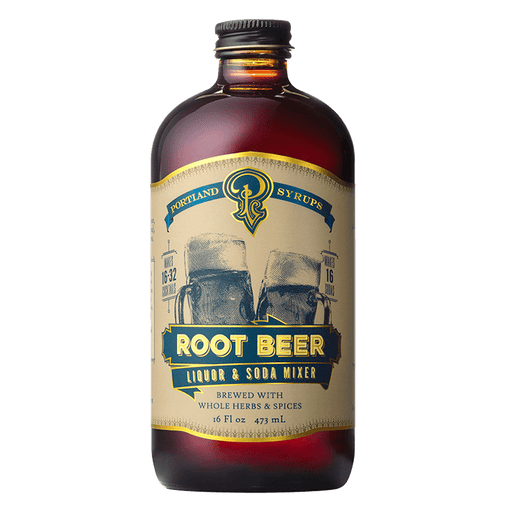 Root Beer Syrup - @ Your Door