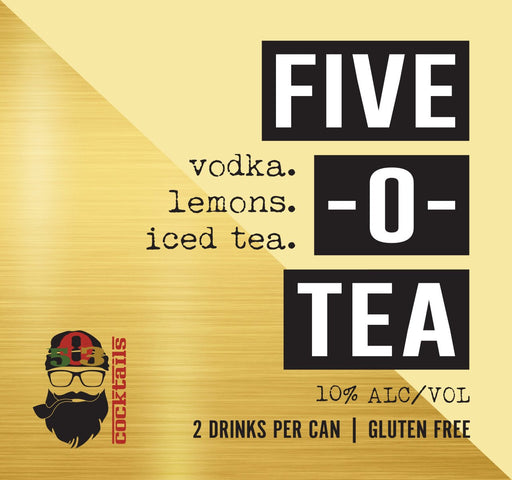 FIVE-0-TEA (4pk) - @ Your Door