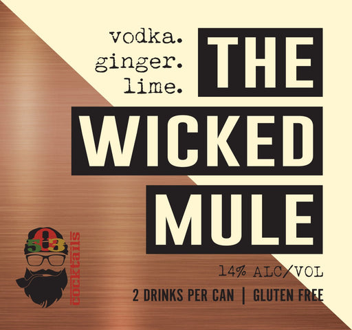 THE WICKED MULE (4pk) - @ Your Door
