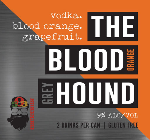THE BLOOD ORANGE GREYHOUND (4pk) - @ Your Door