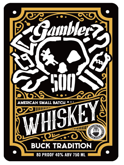 GAMBLER 500 WHISKEY - @ Your Door