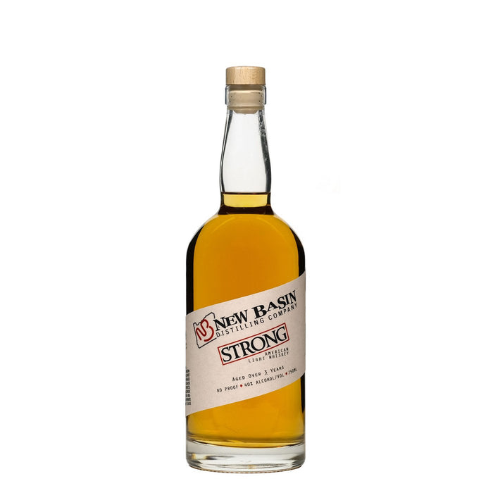 Strong American Light Whiskey - @ Your Door