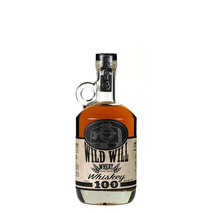Wild Will Wheat Whiskey - @ Your Door