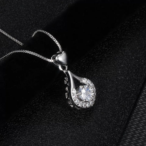 Sky Collection Kristal Ketting