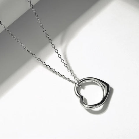 Sky Collection Open Hart Ketting