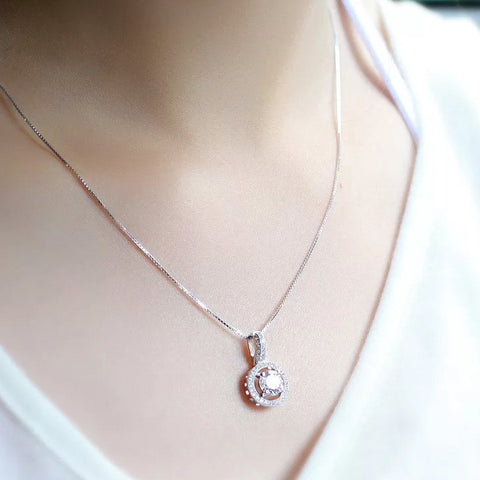 Sky Collection Halo Ketting