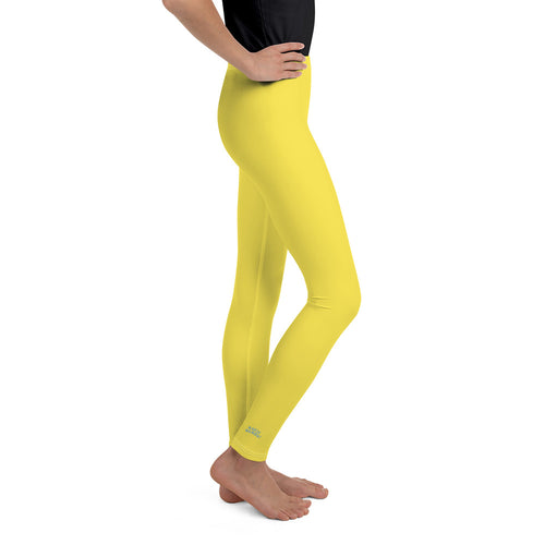 Magic Wanda Yellow Leggings