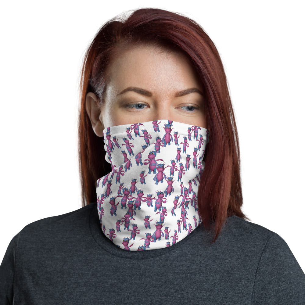 Magic Wanda Dragon Neck Gaiter