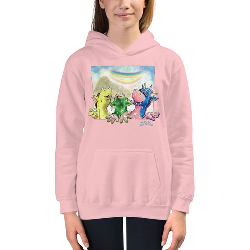 Magic Wanda Rainbow Smile Hoodie