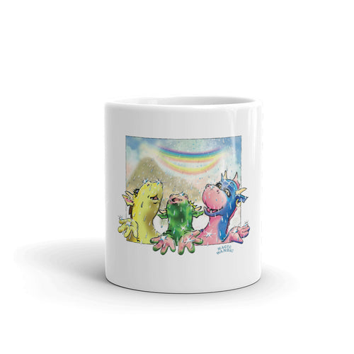 Magic Wanda Rainbow Smile Mug