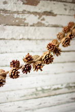 Load image into Gallery viewer, PINECONE GARLAND