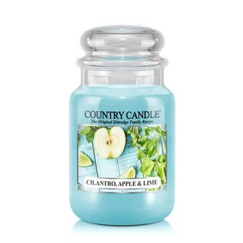 CILANTRO APPLE LIME CANDLE