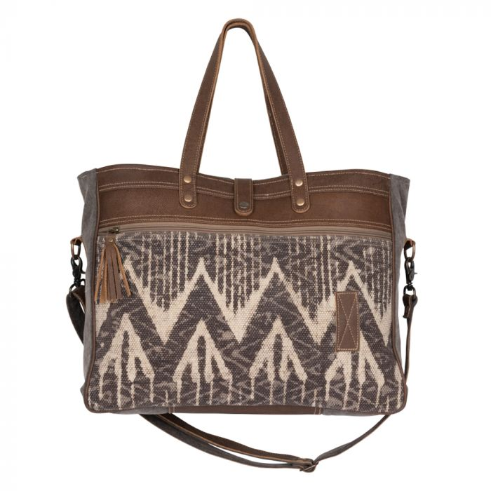 HOT BROWNIE WEEKENDER BAG
