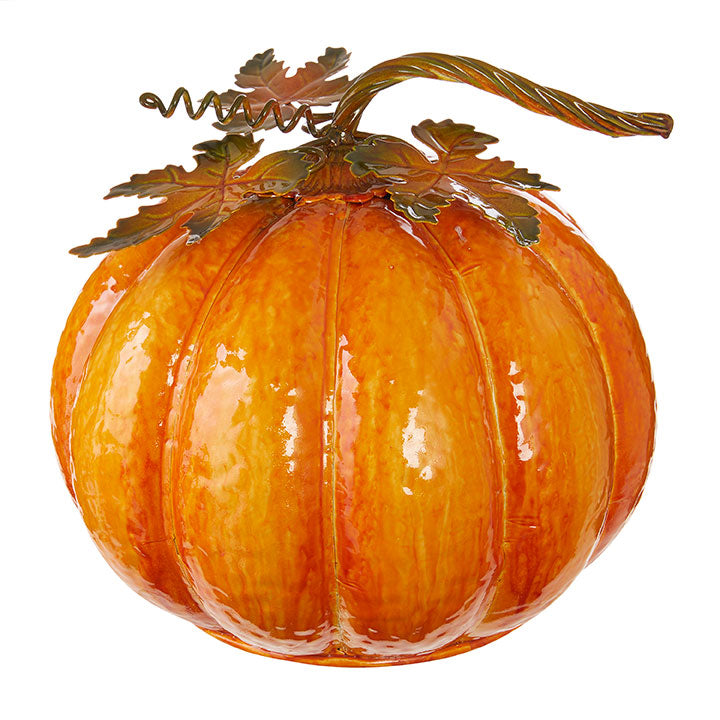 IRON PUMPKIN