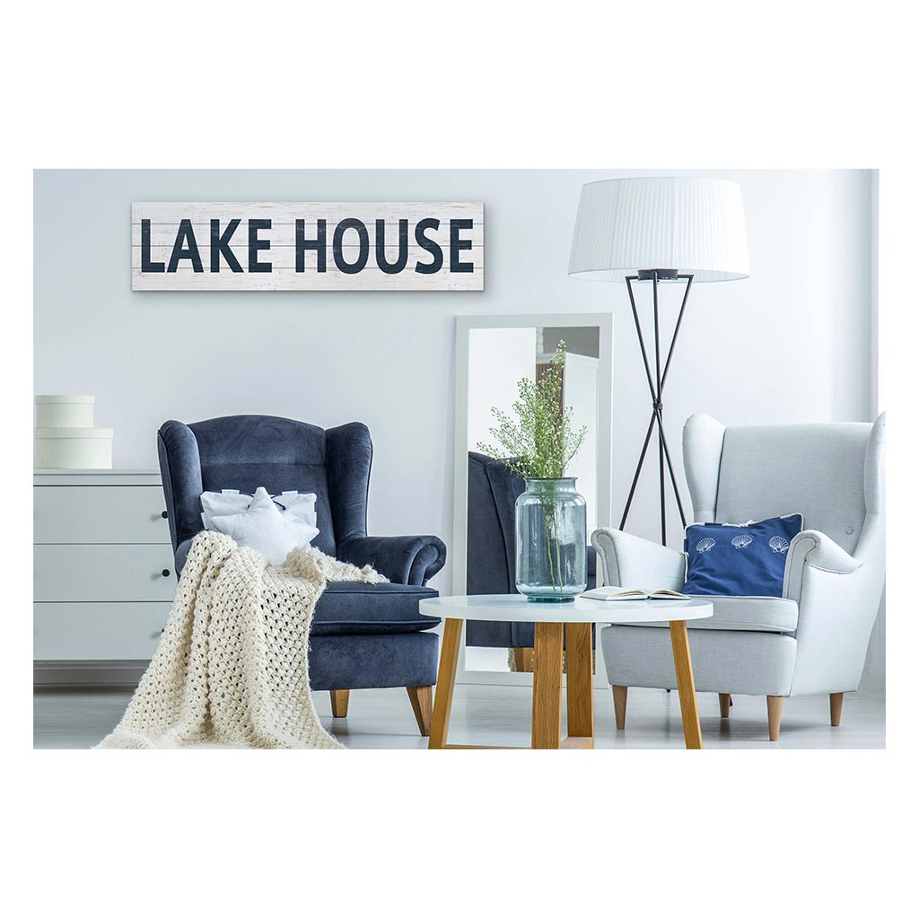 40X10 LAKE HOUSE SIGN