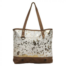 Load image into Gallery viewer, LARGISH LEATHER TOTE BAG