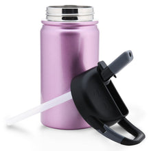 Load image into Gallery viewer, 12oz SIC PINK GLITTER BOTTLE