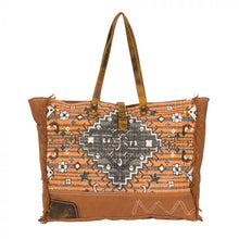 Load image into Gallery viewer, RUST AFFAIR WEEKENDER BAG