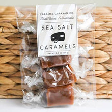 Load image into Gallery viewer, SEA SALT CARMELS