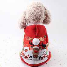 Load image into Gallery viewer, Christmas Dog Clothes