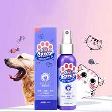 Load image into Gallery viewer, Pet Breath Freshener Spray