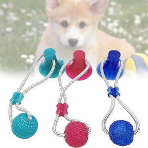 Flexible Pet Molar Bite Toy