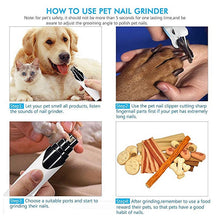 Load image into Gallery viewer, Painless Dog's Nail Grinder