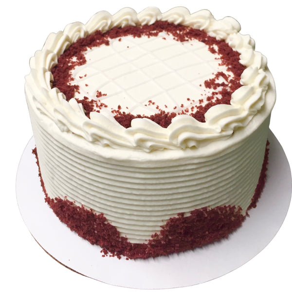 Natural Red Velvet Cake - Limited Edition