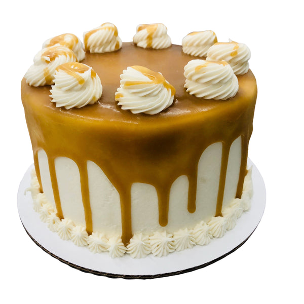 Salted Caramel Cake - Limited Edition