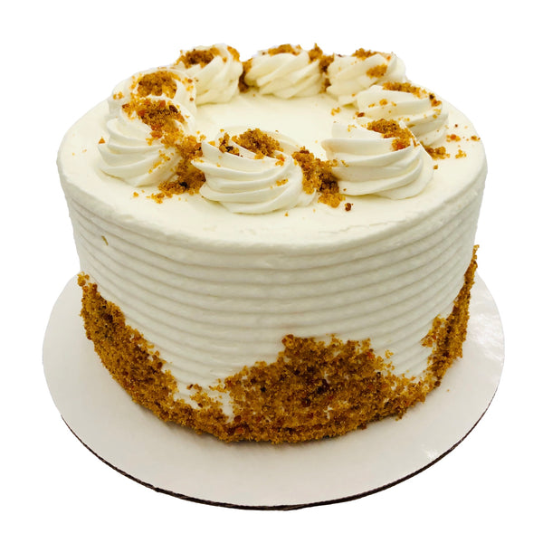 "6"" Carrot Cake (2-Layer) - Limited Edition"