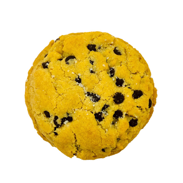VEGAN Chocolate Chip Walnut & Sea Salt Cookies (4-pack)