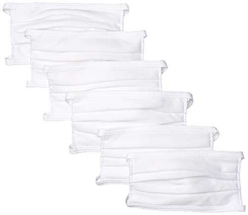 Gildan Reusable Adult Tie-On Triple Layer Mask (Pack of 48)