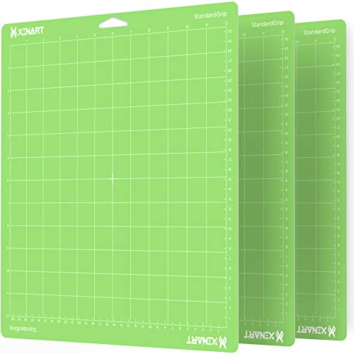 Xinart Cutting Mat for Cricut Maker/Explore Air 2/Air/One