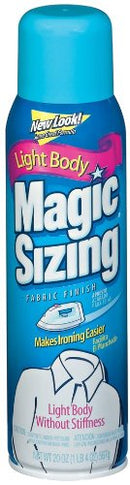 Faultless Starch 00502 Magic Sizing Fabric Finish, 20 oz